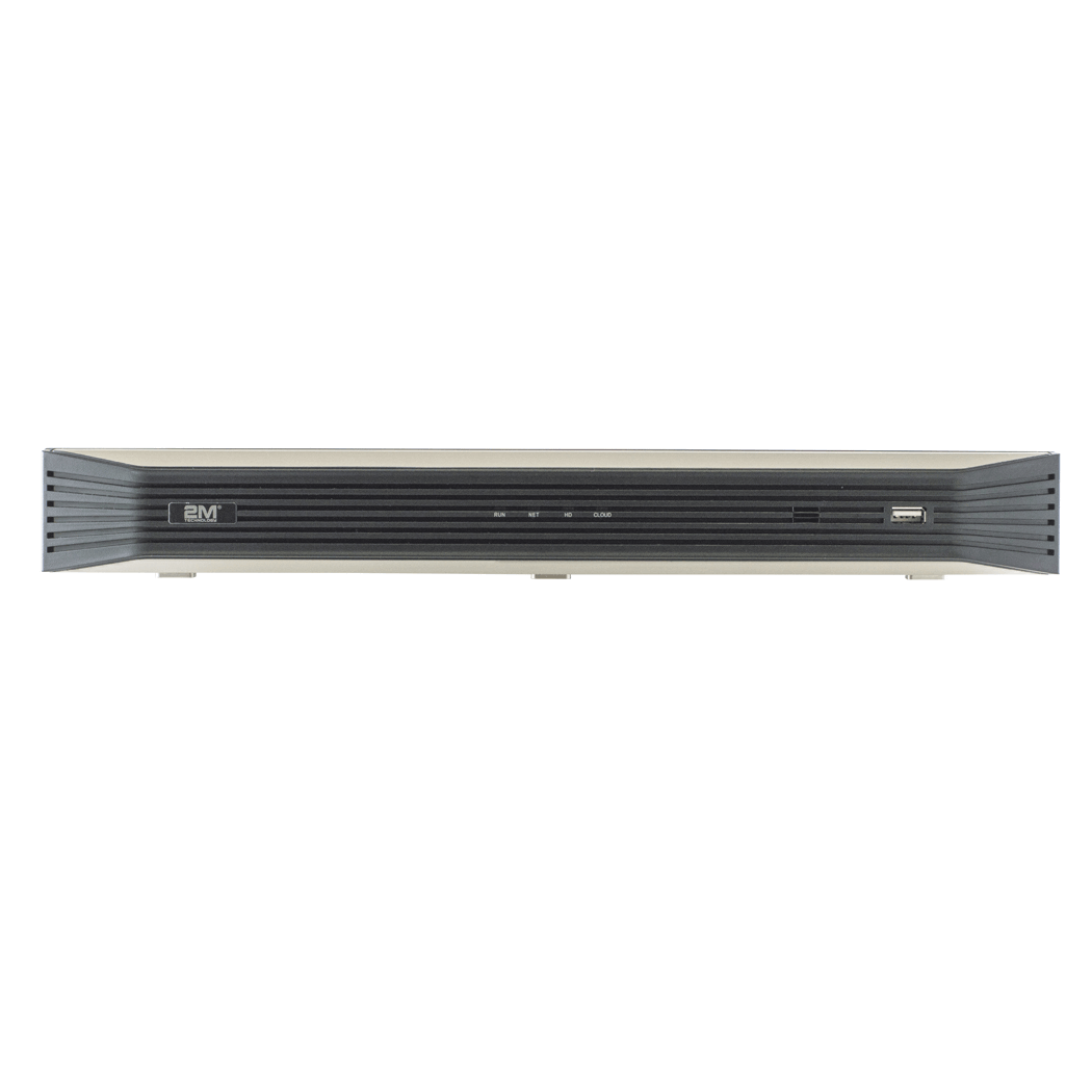 2M Technology 2MN-8116-P16 16 Channel Professional Network Video Recorder