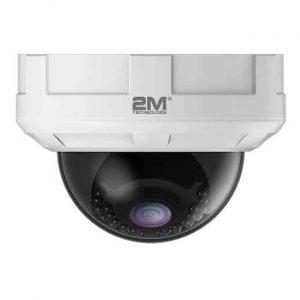 2M Technology 2MVIP-4MIR30V-P 4MP WDR Vari-focal Dome Network Camera