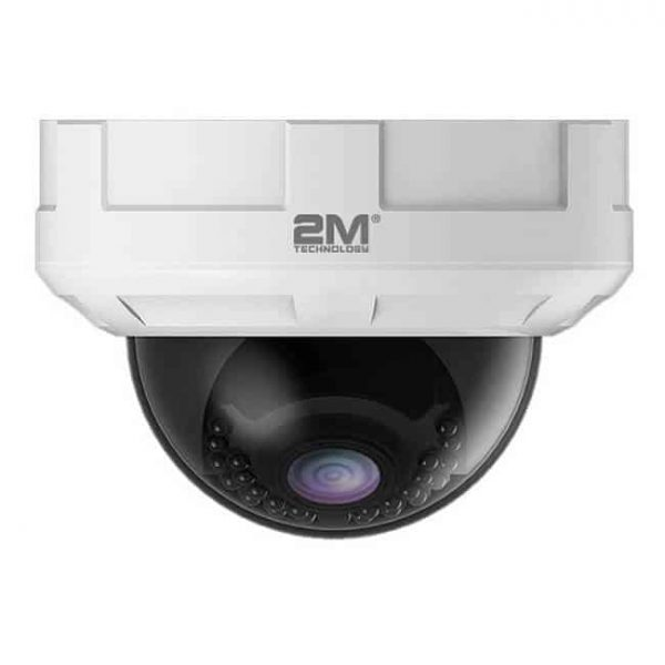 2M Technology 2MVIP-4MIR30V-P 4MP WDR Vari-focal Dome Network Camera