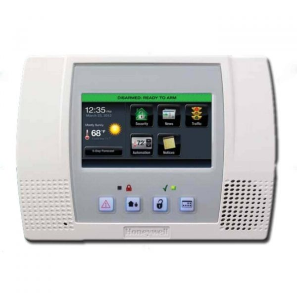 Honeywell L5100LA Touch Home/Business Control System