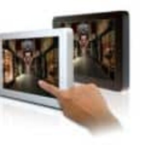 GeoVision GV-SQP110P Series Signage Display 11-Inch Monitor Non- Touchscreen Panel