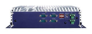 GeoVision GV-Mobile Server Professonial 32 Channel Mobile NVR System
