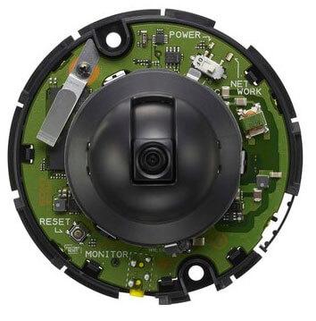 Sony SNCDH210T/B Network 1080p HD Vandal Resistant Minidome Camera