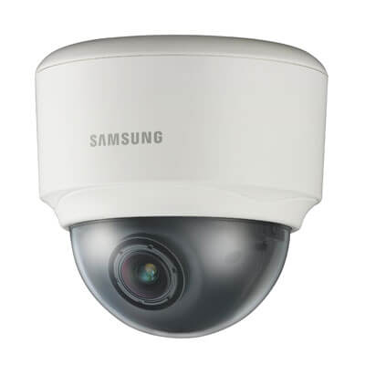 Samsung SND-3082 4CIF WDR Network Dome Camera