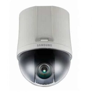 Samsung SNP-3302 4CIF 30x Zoom Network PTZ Dome Camera