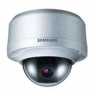Samsung SNV-3080 4CIF WDR Vandal Resistant Network Dome Camera