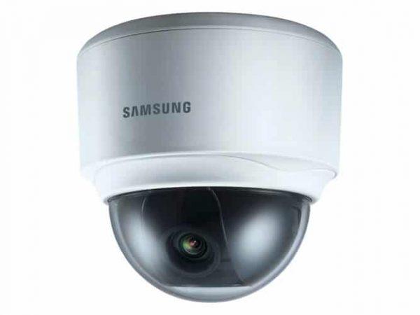 Samsung SND-3080 4CIF WDR Network Dome Camera