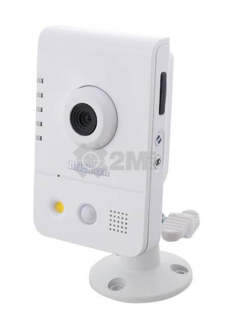 Brickcom CB-100A Day & Night Megapixel Network Cube Camera