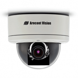 Arecont Vision AV5155 5 Megapixel Day/Night Dome IP Camera