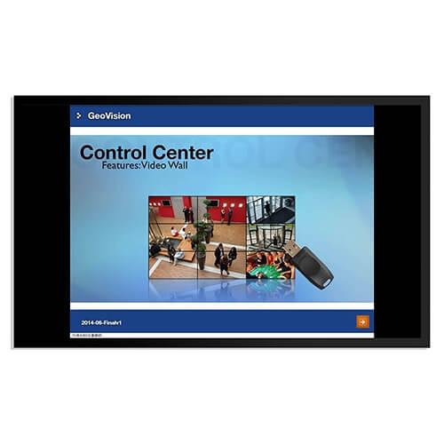 GeoVision GV-Control Center CMS Software -5
