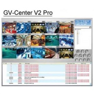 GeoVision GV-Center V2 Pro Central Monitoring Station Software
