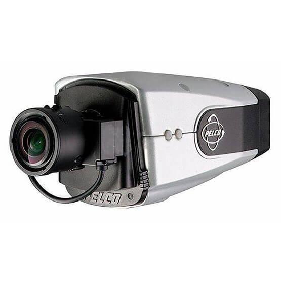 Pelco IXE10C-OS 1.3MP Sarix Color HD IP Box Camera with OV Security Suite Plus