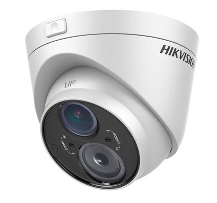 Hikvision DS-2CE56C5T-VFIT3 HD720P Turbo HD Outdoor Vari-focal EXIR Turret Camera