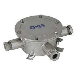 Veilux SVEX-HSF Liquid Cooling Cooling Dustproof Housing - Junction Box