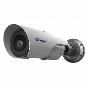 Veilux V-Thermal-IP50 50 mm Network Thermal Imaging Camera with Alarms and Audio