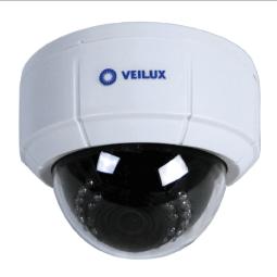 VEILUX VD-2HDIR30-TVI High Resolution IR Indoor TVI Dome Camera