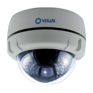 Veilux VV-70IR36V High Resolution Vandal Proof IR Dome Camera