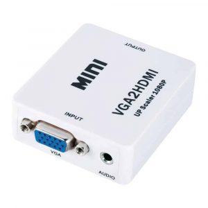 2M-AV/HD VGA to HDMI converter-0