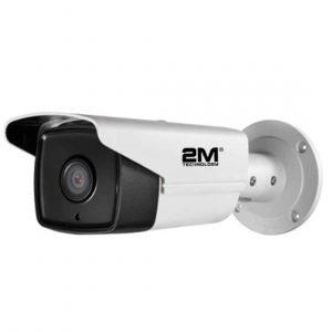 2M Technology 2MBIP-4MIR80-P 4MP EXIR Network Bullet Camera