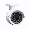 2M Technology 2MBT-2MIR20 2.0MP TVI Bullet Camera with Fixed Lens Front View-2