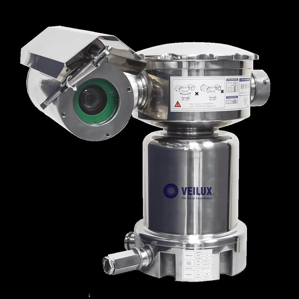 Veilux SVEX-1301 (WITHOUT IR) 36X Explosion Proof Pan Tilt Zoom IP Camera