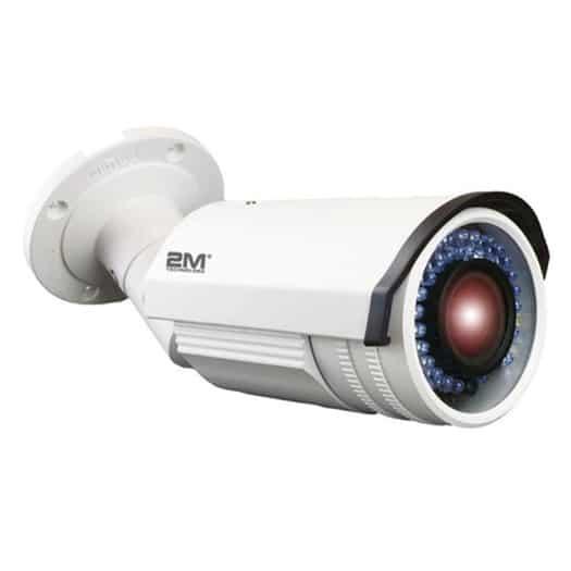 2M Technology 2MBIP-4MIR30V-P Varifocal Bullet Outdoor 30m Night Vision (Cameras_IP)