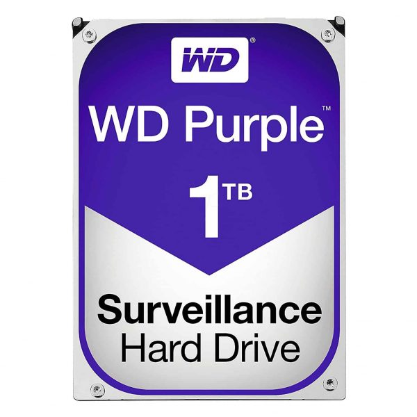 Western Digital 1TB Hard Drive Purple