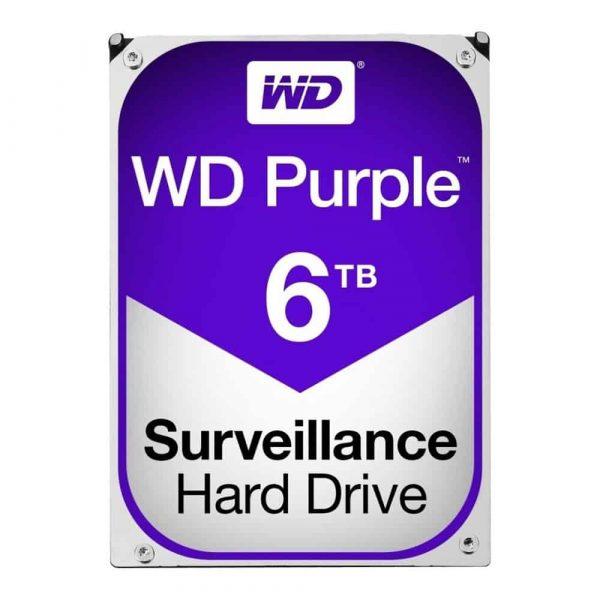 WD Purple Hard drive WD60PURZ-6TB-1