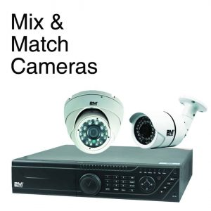 2M Technology 2MKT-7232 32 Camera Surveillace Kit-0