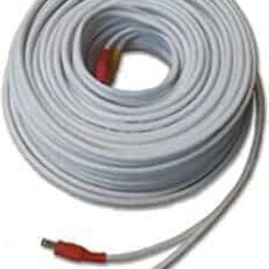 2M Technology 2M-100-PM 100 ft. Pre-made Siamese Coaxial Cable
