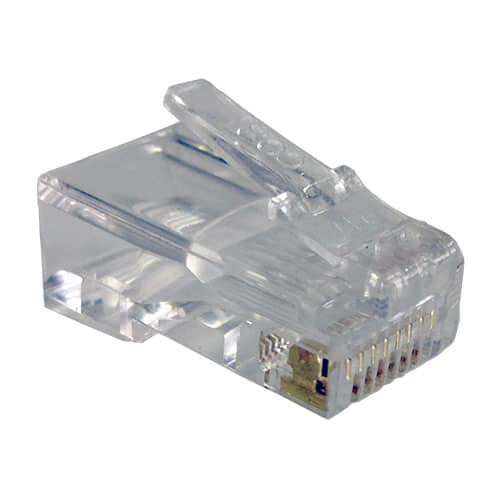 2M Technology 2M-RJ45 Cat5/5e RJ-45 Connector