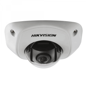 Hikvision 4MP Network Mini Dome Camera with Night Vision and 2.8mm Lens (White)