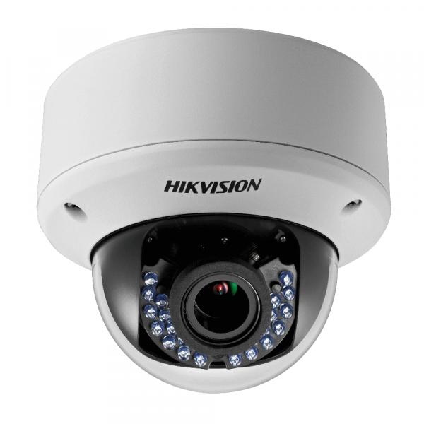 Hikvision DS-2CE56D1T-VPIR HD 1080p Vandal-Resistant IR Dome Camera