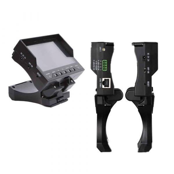 2M Technology 2M-TEST34ATC CCTV Wrist Strap Tester 3-in-1 with 4.3-inch LCD Monitor-3