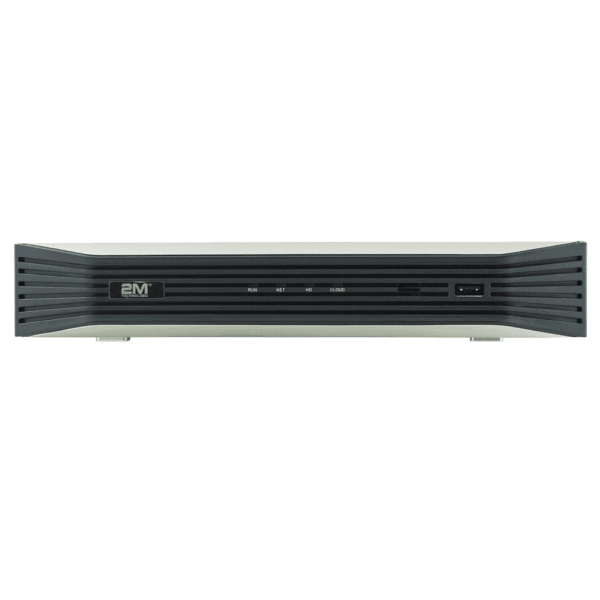 2M Technology 2MN-8008-P8 8 Channel Network Video Recorder