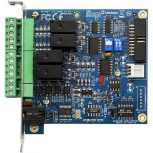 Geovision 55-IOCRD-320 GV-NET IO Card V3.2