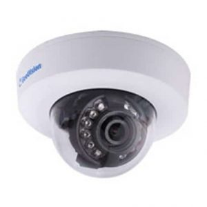 GeoVision GV-EFD2100-2F 2MP 3.8mm Low Lux Target Series Fixed Dome Camera