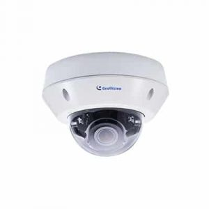 GeoVision GV-VD2702 2MP H.265 Super Low Lux WDR Pro IR Vandal Proof IP Dome Camera