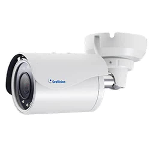 Geovision GV-BL5700 5MP H.265 Low Lux WDR IR Mini Bullet IP Camera