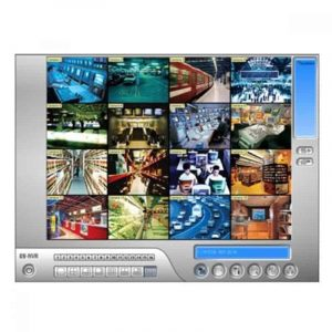Geovision GV-NR030 Third Party IP Cameras NVR Software License for 30 Channel