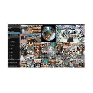 Geovision GV-VMSPRO010 (10 Channel) 3rd Party VMS Software License for 64 Channels