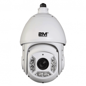2MPIP-2MIR10030X-P 2MP Full HD 30x Network IR PTZ Dome Camera