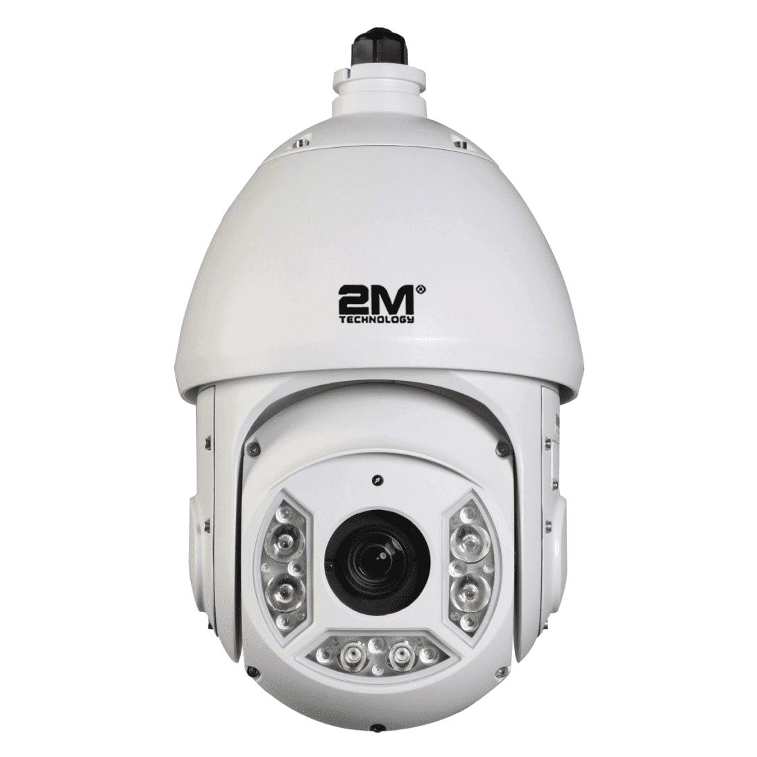 2MPIP-2MIR10030X-P 2MP Full HD 30x Network IR PTZ Dome Camera