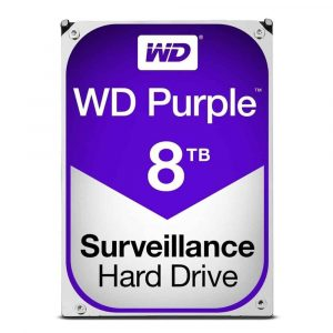 WD WD80PURZ-8TB Purple Hard Drive