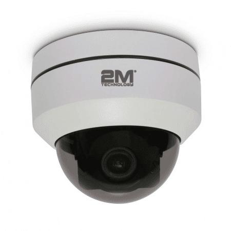 2M Technology Mini TVI PTZ Dome Camera 1080p 4x optical zoom 2MVPT-2MIR304X