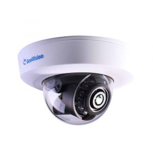 Geovision GV-EFD2100-0F 2MP H.264 Low Lux WDR IR 2.8mm Mini IP Dome Camera