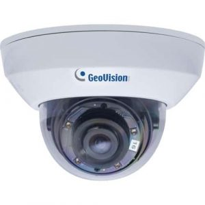 GeoVision GV-MFD2700-0F 2MP H.265 Super Low Lux WDR Pro IR Mini Fixed Dome Camera
