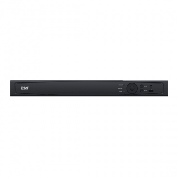 2M Technology 2MN-7116-P16 16 Channel Network Video Recorder