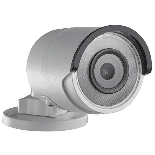 Hikvision OEM 5 mp White Bullet Fixed 2.8MM