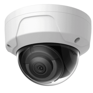 Hikvision OEM 4 mp White Miniture Dome Fixed 4MM